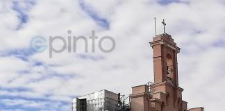 Nuevo elemento en la iglesia de San José
