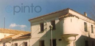 Antigua casa-cuartel de la Guardia Civil de Pinto